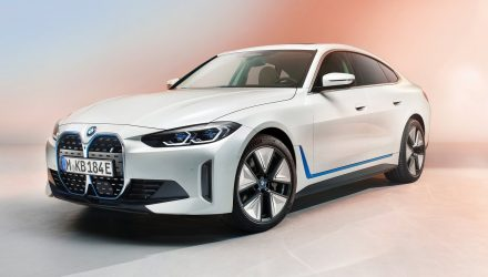 BMW i4 production car revealed, on sale later in 2021