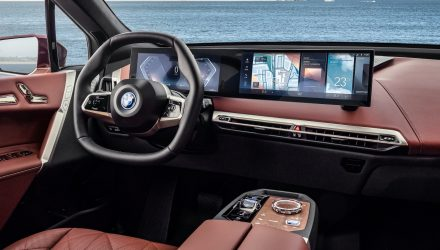 BMW unveils new iDrive with Operating System 8.0