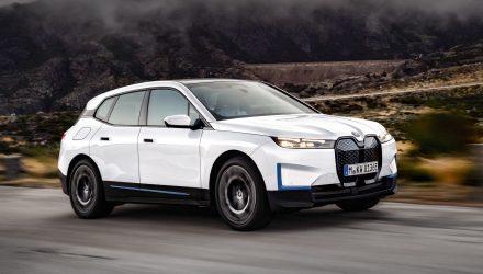 BMW iX xDrive40, xDrive50 confirmed for Australia, arrives Q4 this year