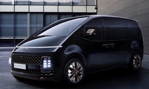 2022 Hyundai Staria revealed, to replace iMax and iLoad