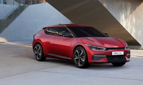 Kia EV6 specs announced, GT-Line and 430kW GT confirmed