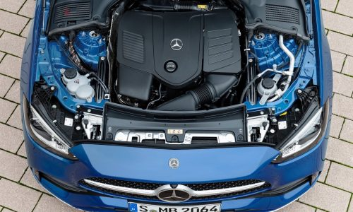 2022 'W206' Mercedes-AMG C 45 to replace C 43, 4CYL turbo