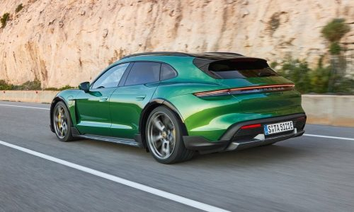 Porsche Taycan Cross Turismo revealed, 4S and Turbo for Australia