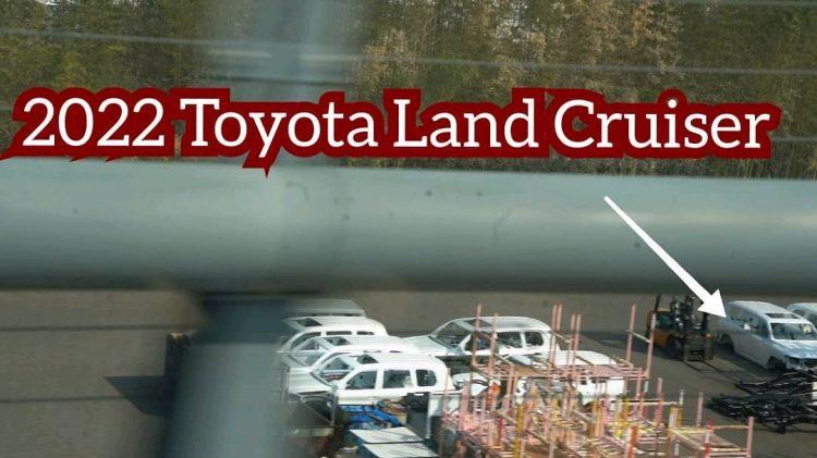 2022 Toyota LandCrusier