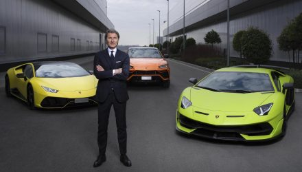 Lamborghini achieves record profit in 2020, CEO hints EV is coming