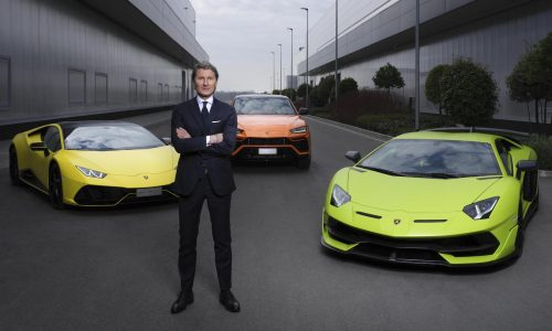 Lamborghini achieves record profit in 2020, CEO hints EV is coming