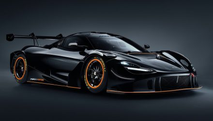 McLaren 720S GT3X revealed as lightweight track-only model