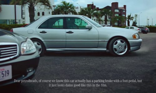 Video: Mercedes-Benz says goodbye to dodgy valet parking