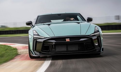 2022 Nissan GT-R 'final edition' to feature 530kW mild-hybrid –report