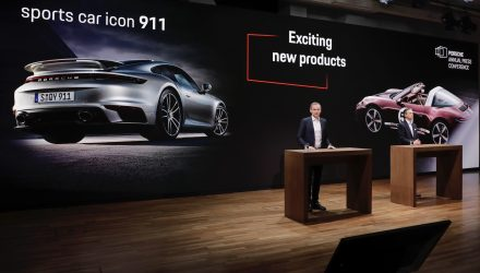 Porsche achieves record revenue in 2020, despite sales down 3%