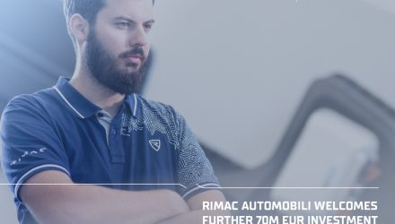 Porsche invests €70m in Rimac, increases stake to 24%