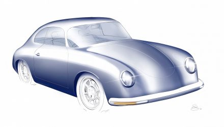 UK tech company WEVC plans Porsche 356-inspired EV