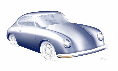 UK tech company WEVC plans Porsche 356-inspired EV