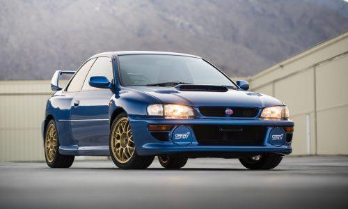 For Sale: 1998 Subaru Impreza 22B STi, build #156