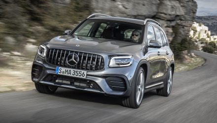 Mercedes-Benz global sales up 22% in Q1, up 13.5% in Australia