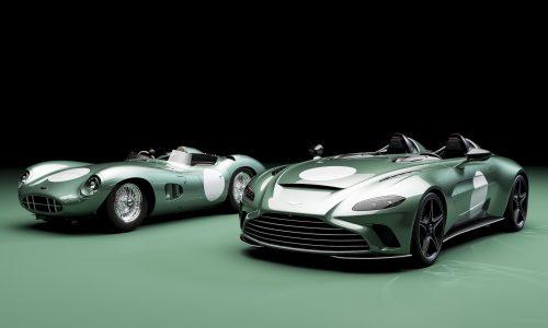 DBR1 pack announced for 2021 Aston Martin V12 Speedster
