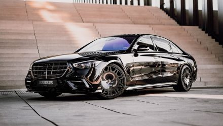 BRABUS 500 debuts as fully tuned 2021 Mercedes S-Class