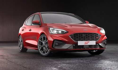2021 Ford Focus ST-3 special edition announced for Australia