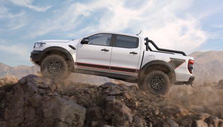 2021 Ford Ranger Raptor X flagship announced, FX4 returns
