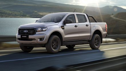 2021 Ford Ranger update adds XL Sport 4x2 variant in Australia
