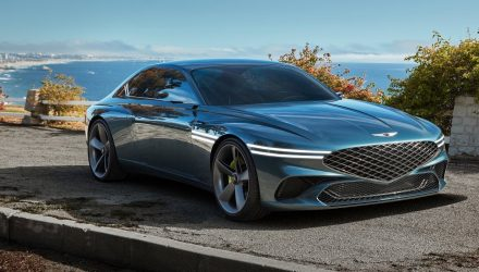 Genesis unveils stunning X Concept, previews future GT car?