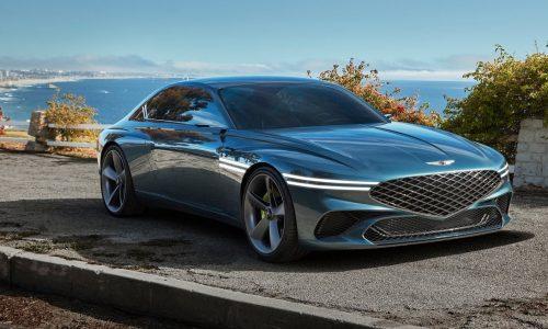 Genesis unveils stunning X Concept, previews future GT car?