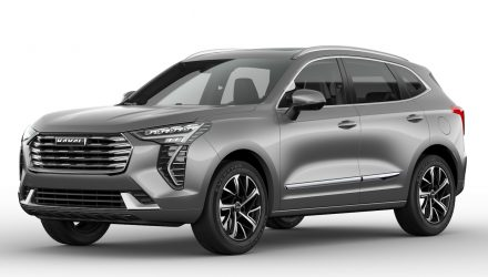 Haval Jolion LE arrives in Australia, main specs confirmed