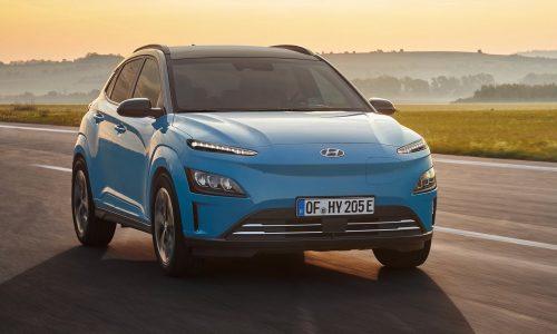2021 Hyundai Kona Electric now on sale in Australia