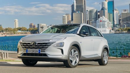 Hydrogen Hyundai NEXO now certified for sale in Australia