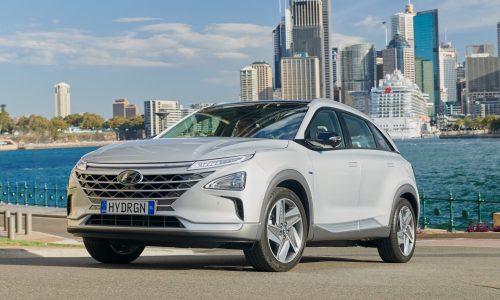 Hydrogen Hyundai NEXO now certified for sale in Australia