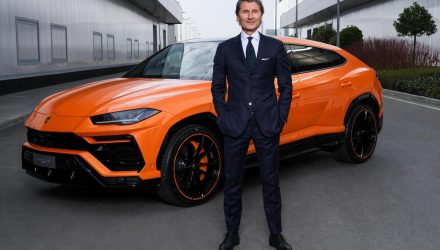 Lamborghini posts record first quarter sales in 2021