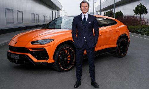 Lamborghini posts record first quarter sales in 2021