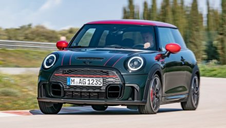 2021 MINI JCW revealed, arrives in Australia Q3