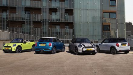 2021 MINI range now on sale in Australia from $37,500