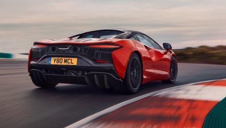 McLaren Artura specs confirmed; 500kW, 0-200km/h in 8.3