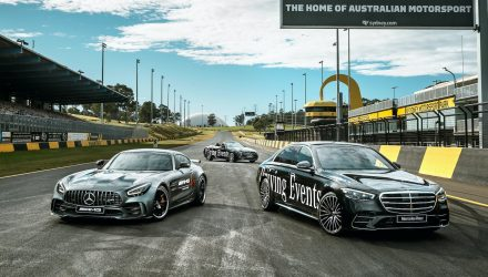 Mercedes-Benz Australia Driving Events return for 2021