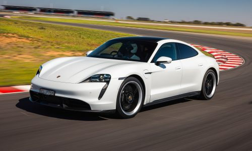 2021 Porsche Taycan Turbo & Turbo S review – Australian launch (video)