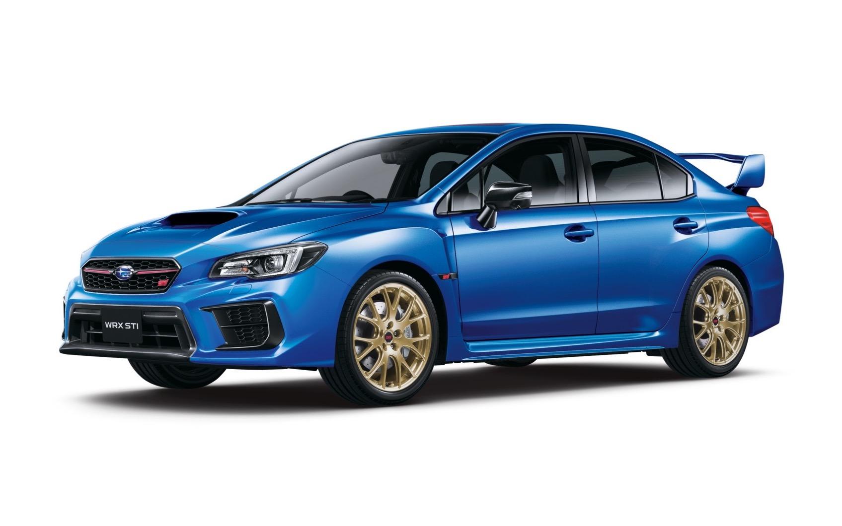 2021 Subaru WRX STI 'Final Edition' announced for Australia