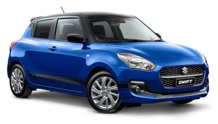 Suzuki Australia announces Swift '100 Year Anniversary Edition'