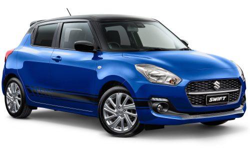 Suzuki Australia announces Swift '100 Year Anniversary Edition'