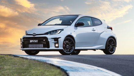 Toyota GR Yaris Rallye officially launches in Australia