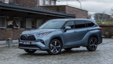All-new 2021 Toyota Kluger on sale in Australia in June