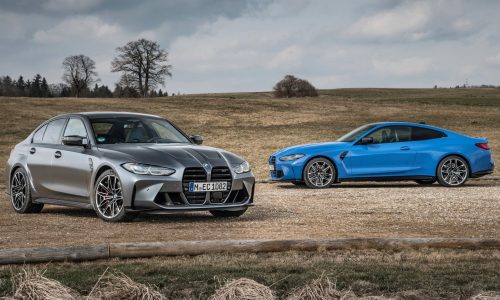 M xDrive AWD option announced for new BMW M3 & M4