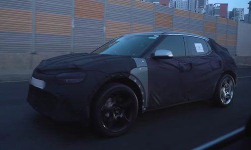 Genesis GV60 fully electric crossover to debut in June –report
