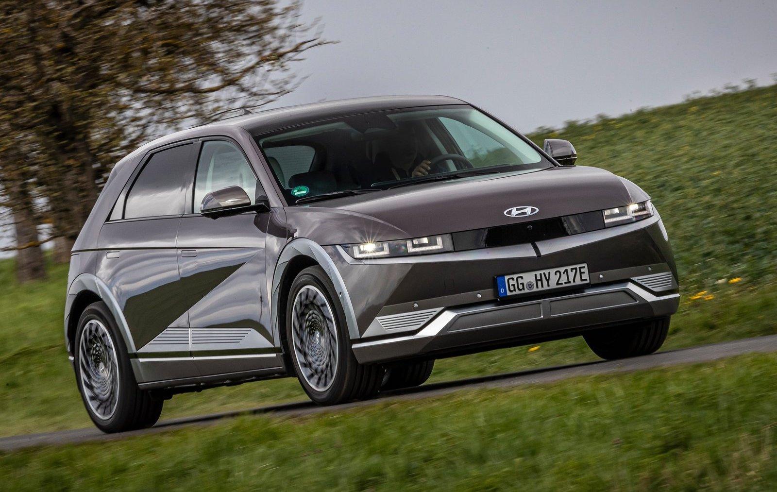 Hyundai confirms electric N model coming, based on IONIQ 5? (video)