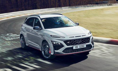 All-new Hyundai Kona N unveiled, on sale in Australia Q3, 2021