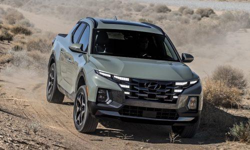 2022 Hyundai Santa Cruz ute revealed, gets 2.5 turbo