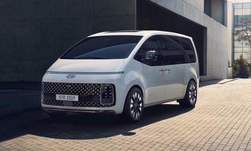 2022 Hyundai Staria detailed for Australia, gets 200kW V6