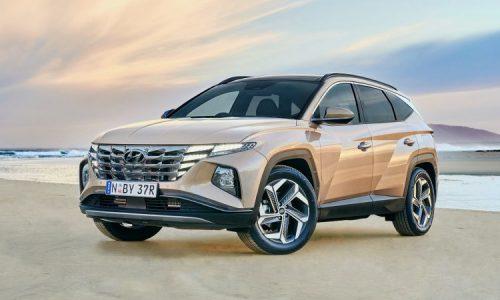 2022 Hyundai Tucson on sale in Australia from $34,500