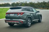 2022 Hyundai Tucson N Line-rear